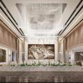 地产项目——湖北宜昌银河公园营销中心及样板间
